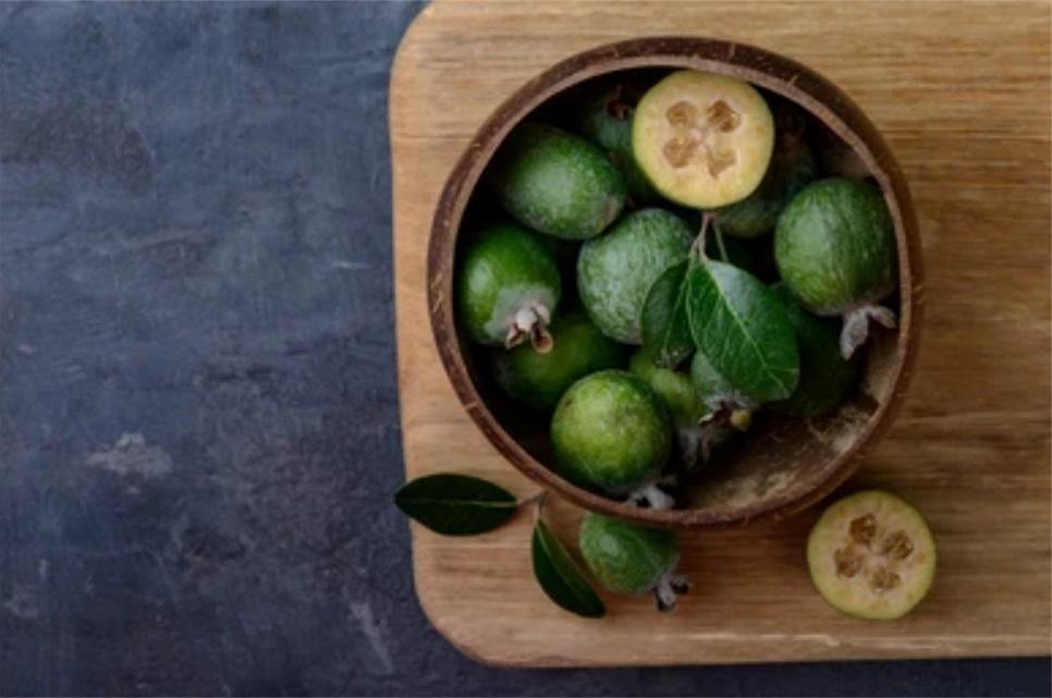 fruit de feijoa