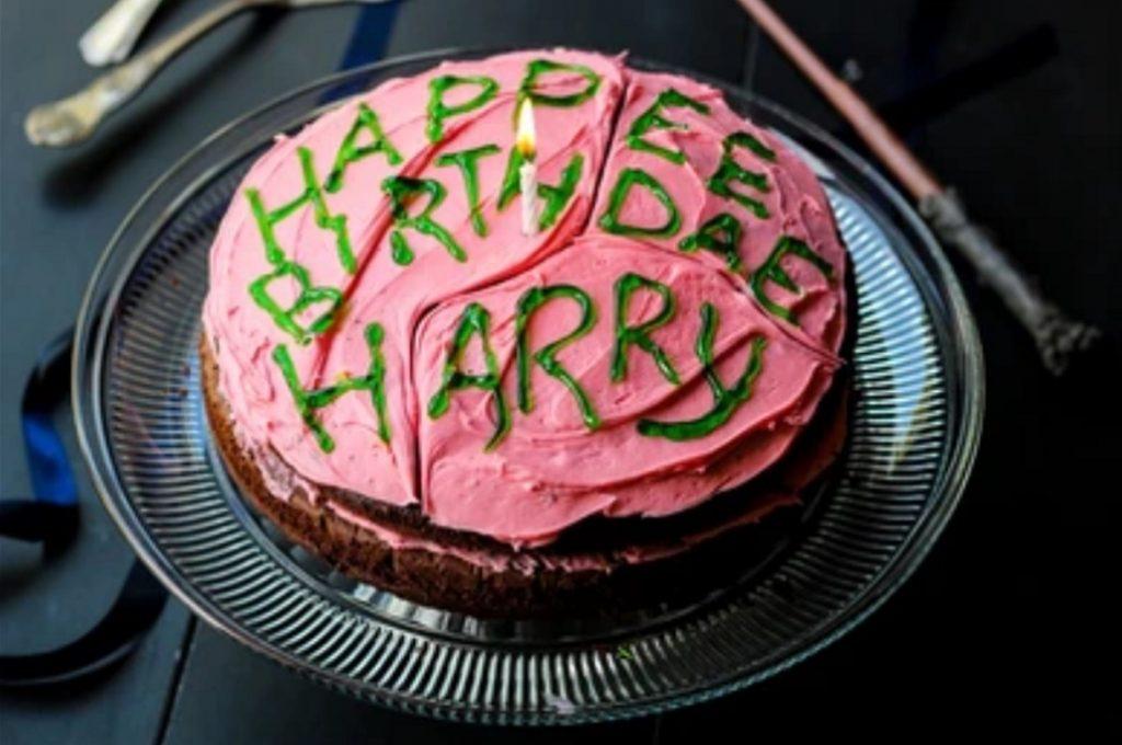 Comment fabriquer facilement votre propre gâteau Harry Potter – TUTO