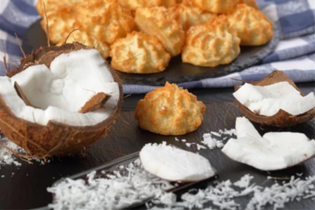 preparation rocher noix de coco